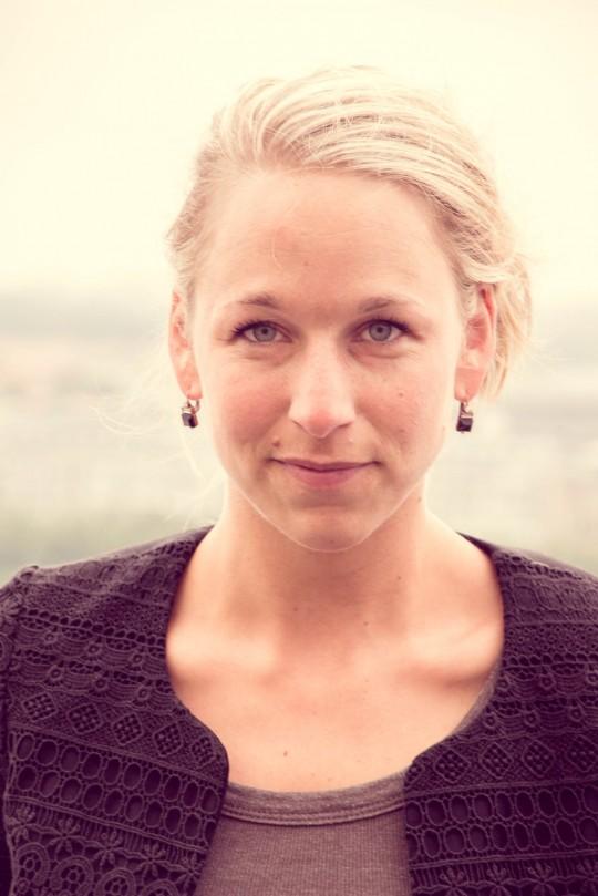 Liesbeth van der Heide, docent aan de universiteit Leiden, campus Den Haag