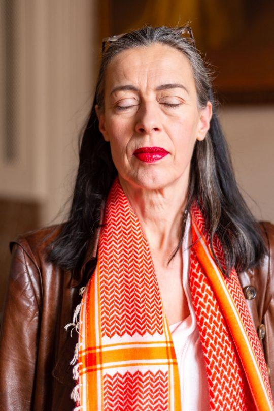 Adelheid Roosen, actrice