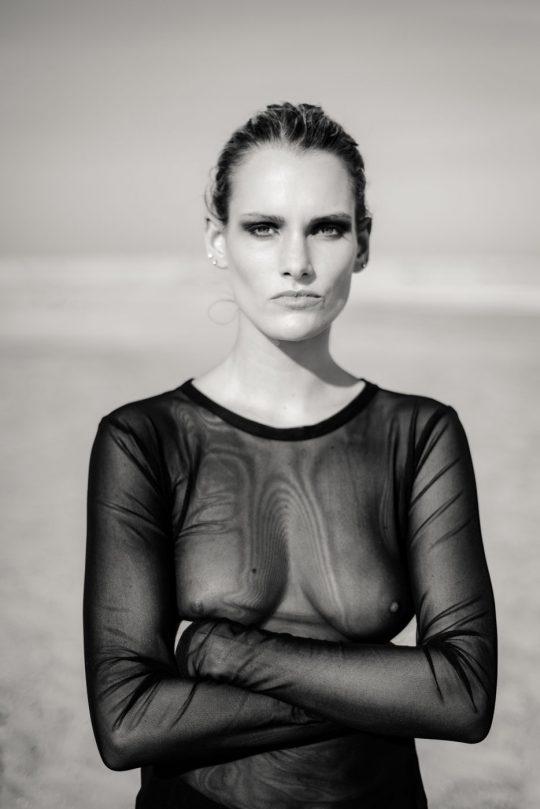 Model: Danique van Hal - Visagie: Beau Hoogerwerf