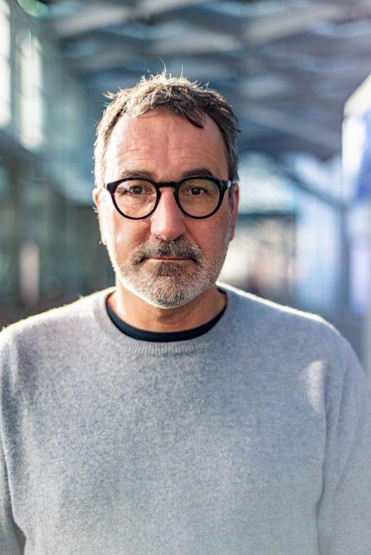 Diederik Stapel, voormalig Tilburgs hoogleraar sociale psychologie - voor Intermediair