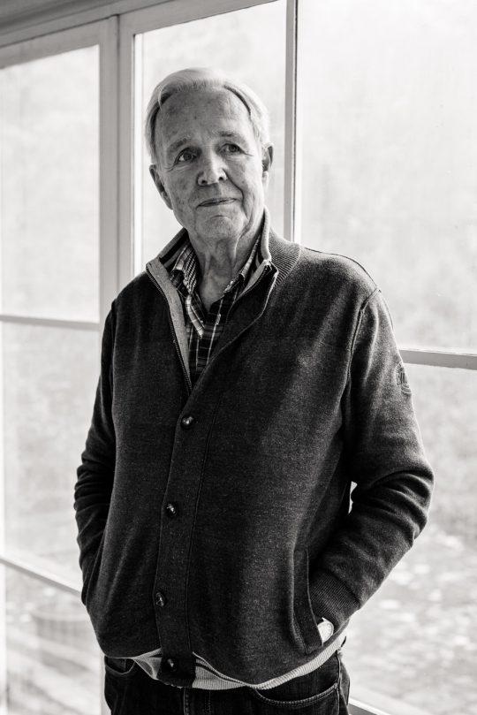 Jan Terlouw, schrijver, ex-politicus, natuurkundige