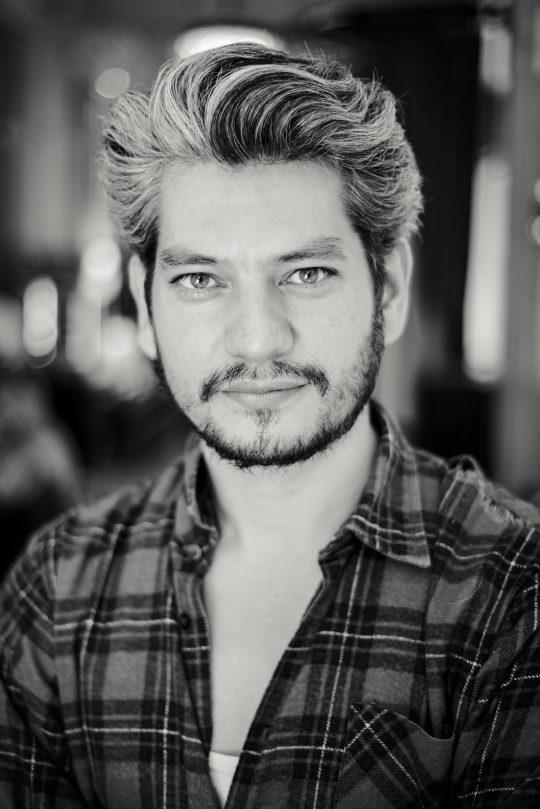 Maarten Heijmans, acteur - voor Happinez magazine