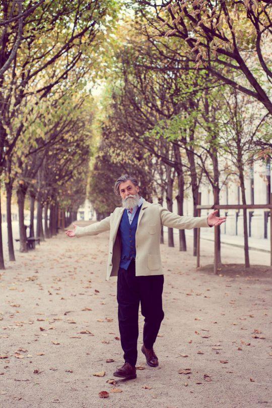 Philippe Dumas, Paris