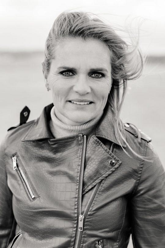 Sarina Wiegman, voetbalbondscoach - voor Intermediair.nl